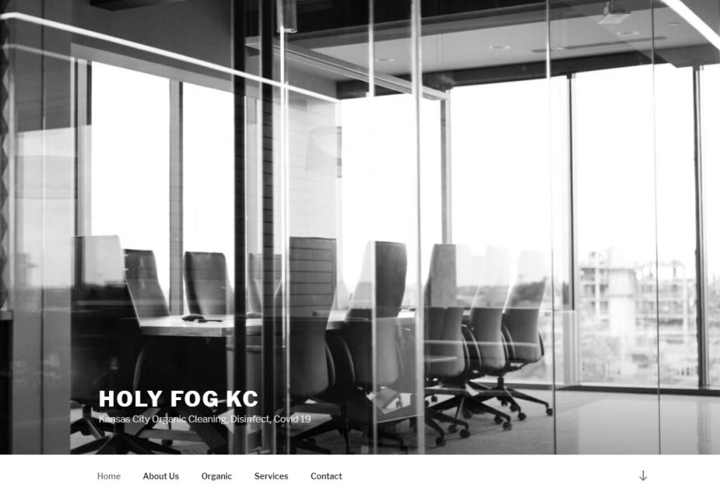 HolyFogKC.com
